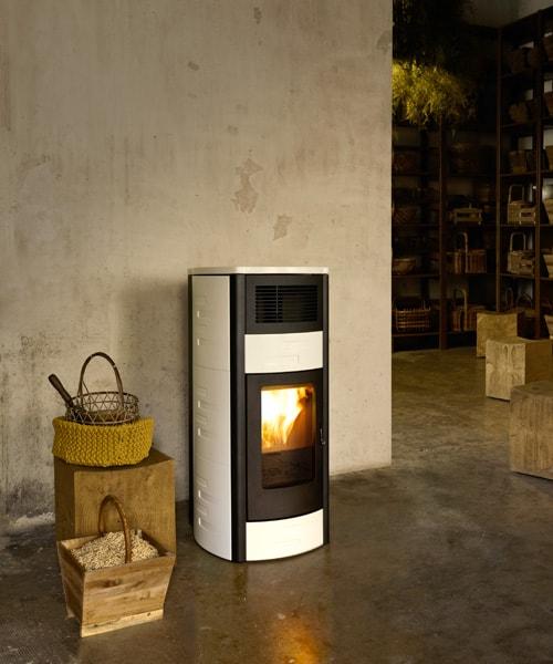 hydro pellet stove 2