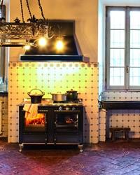 Rustica - tradycyjne kuchnie na drewno.