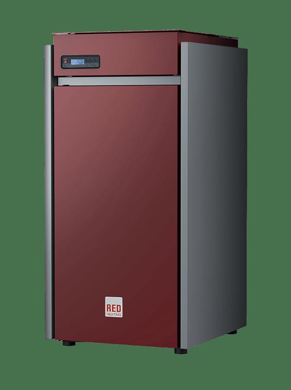 Red – inovatívne kotle na pelety