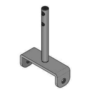Chwytak / wieszak do turbulatorów Compact 18/24