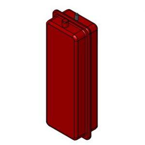 Naczynie przeponowe (10 l) do Compact 35