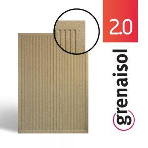 Grenaisol 60/80/3cm - zdrowa płyta konstrukcyjno - izolacyjna