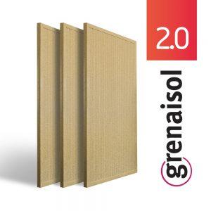 Grenaisol 61/100/3cm - zdrowa płyta konstrukcyjno - izolacyjna
