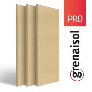Grenaisol PRO 60/120/3cm - zdrowa płyta konstrukcyjno - izolacyjna