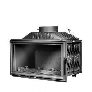 W15 9,4 kW EKO prosta szyba - Kawmet