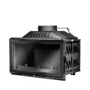 W16 9,4 kW EKO prosta szyba - Kawmet