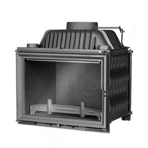 W17 12,3 kW EKO prosta szyba - Kawmet