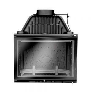 W17 16,1 kW Dekor EKO prosta szyba - Kawmet