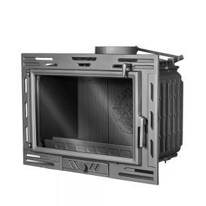 W9 9,8 kW EKO prosta szyba - Kawmet