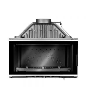 W16 14,7 kW prosta szyba - Kawmet