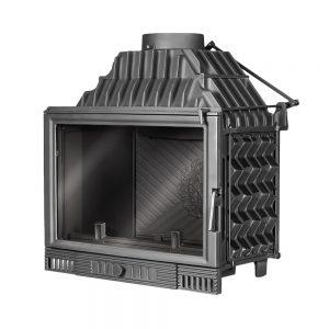 W2 14,4 kW prosta szyba - Kawmet