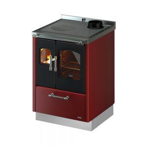 Kuchnia na drewno Smart 60 - Cadel