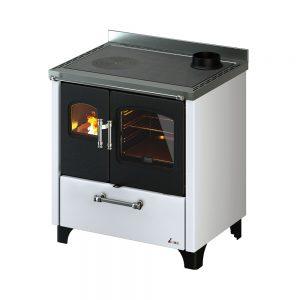 Kuchnia na drewno Smart 80 - Cadel